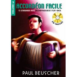 Accordéon facile Vol.3