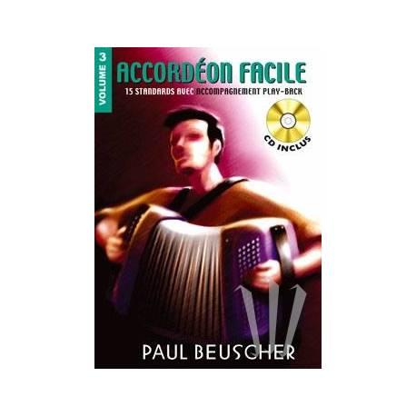 Accordéon facile Vol.3