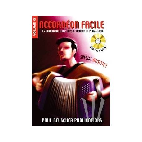 Accordéon facile Vol.5