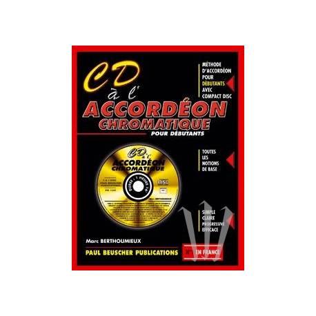 CD à l'Accordéon chromatique