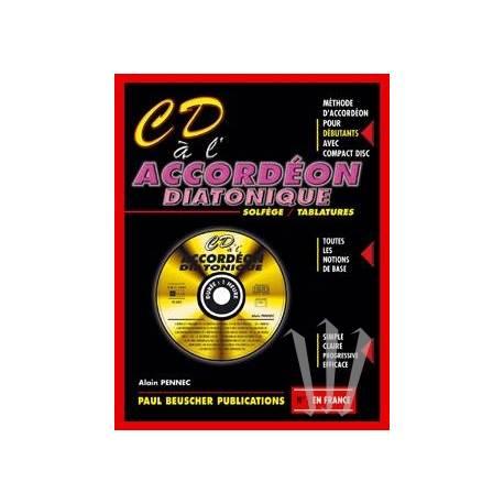 CD à l'Accordéon diatonique