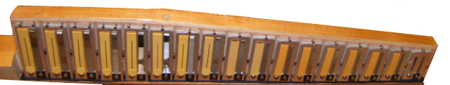 Sommier d'accordéon